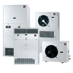 Telecom airconditioning