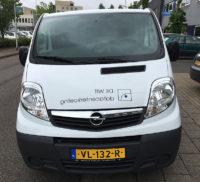 DE WIT Datacenterkoeling service bus voorkant