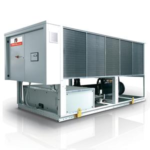 RC Group TRCS2-serie luchtgekoelde koelmachine DE WIT datacenterkoeling