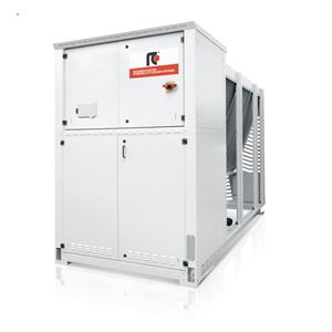 RC Group i-NR-Z luchtgekoelde koelmachine DE WIT datacenterkoeling