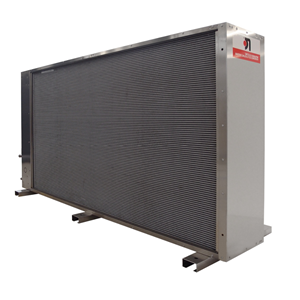 RC-group drycooler luchtgekoeld